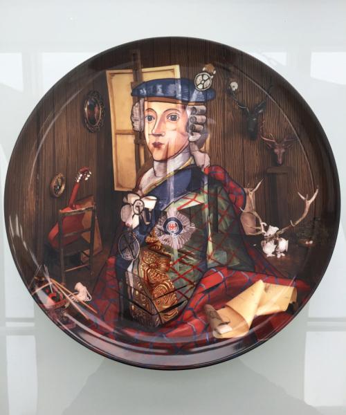 Ceramic 'Strange Prince'