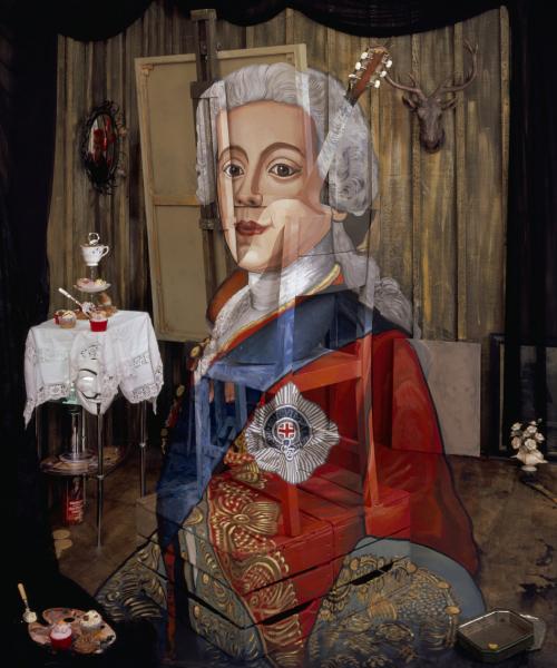 Portrait of Charles Edward Stuart (after Liotard)