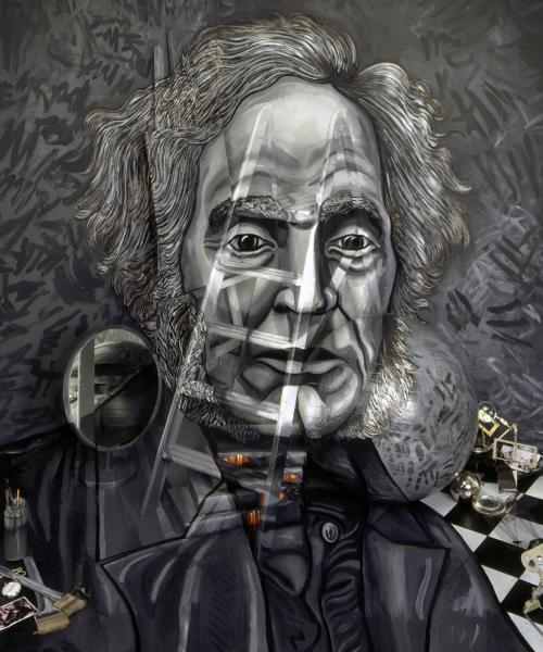 Portrait of Sir David Brewster