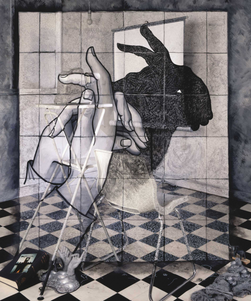 Hand/Rabbit