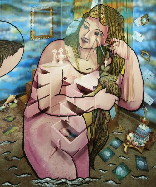 Venus_Anadyoneme_after_Titian