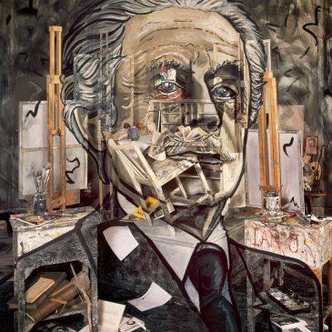Portrait of Hugh MacDiarmid 2017