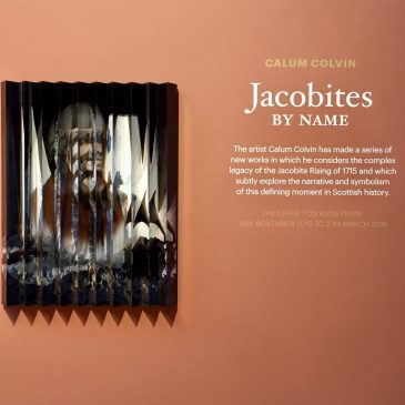 The Research Journey: Jacobites by Name