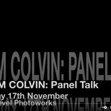 Panel Talk, Street Level Photoworks Glasgow, 17/11/2012